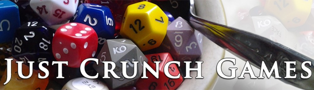 Just Crunch Games