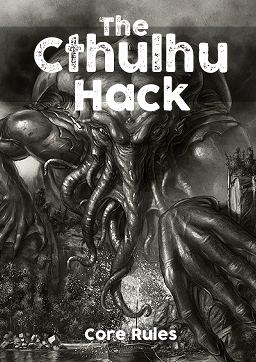 Cover image of The Cthulhu Hack